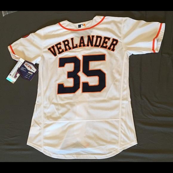 new style 56d44 e6c7d Houston Astros #35 Verlander jersey NWT